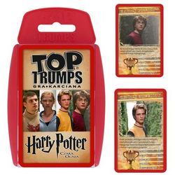 Top Trumps Harry Potter i Czara Ognia
