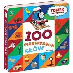 Tomek i przyjaciele. 100 pierwszych słów - praca zbiorowa (opr. kartonowa)