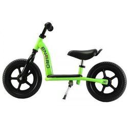 Rowerek biegowy ENERO Trans Zielony + DARMOWY TRANSPORT!