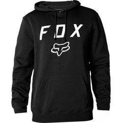 FOX LEGACY MOTH BLACK Bluza z kapturem