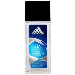 ADIDAS Uefa Champions League perfumy męskie - dezodorant w sprayu 75ml