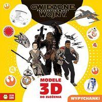 Literatura młodzieżowa, Star Wars, Przebudzenie mocy, Modele 3D - Opracowanie zbiorowe (opr. miękka)
