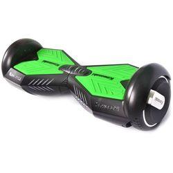 Kawasaki Hoverboard KX-PRO 10.0A - Deska/deskorolka elektryczna (czarny/zielony)