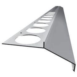 Profil aluminiowy balkonowy prosty MAXI 40mm 2,5m