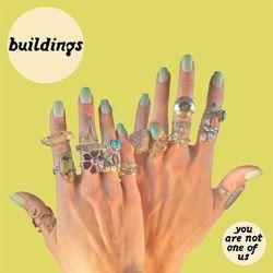 You Are Not One Of Us (CD) - Buildings DARMOWA DOSTAWA KIOSK RUCHU