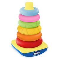 Pozostałe zabawki, Zabawka CHICCO Pastelowa wieża