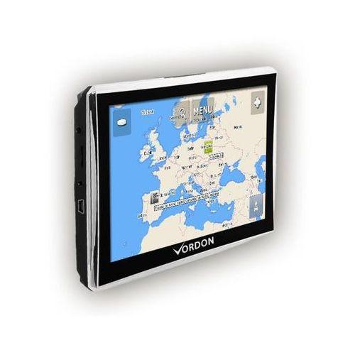 Nawigacja samochodowa, Vordon 7 EU