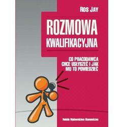 Rozmowa kwalifikacyjna - Ros Jay (opr. kartonowa)
