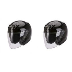 SCORPION KASK OTWARTY EXO-220 SOLID BLACK XS - XXL