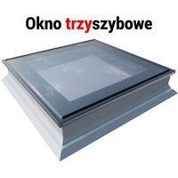 Okna dachowe, Okno do płaskiego dachu OKPOL PGX B1 90x90