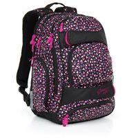 Tornistry i plecaki szkolne, Plecak młodzieżowy Topgal HIT 862 H - Pink