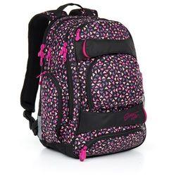 Plecak młodzieżowy Topgal HIT 862 H - Pink