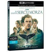 Filmy przygodowe, W samym sercu morza 4K Ultra HD (Blu-ray) - Howard Ron DARMOWA DOSTAWA KIOSK RUCHU