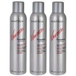 Matrix VV Freezing Mega Hold Non-Aerosol Fixing Spray 3x250ml