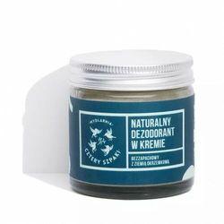 Naturalny Dezodorant w Kremie Bezzapachowy, 60ml Cztery Szpaki