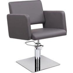 Fotel fryzjerski Lea Szary 48h Ayala