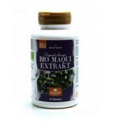 BIO Maqui ekstrakt 500mg 90 kapsułek