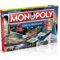 Gry dla dzieci, Gra HASBRO Monopoly Wrocław + DARMOWY TRANSPORT!