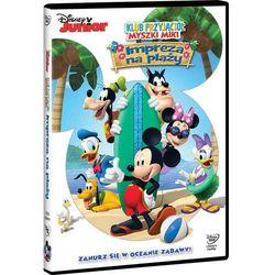Klub Przyjaciół Myszki Miki. Impreza na plaży (DVD) - Galapagos