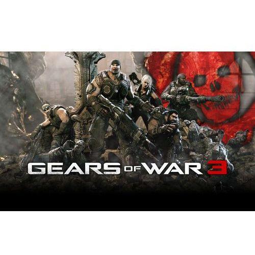 Gry Xbox 360, Gears of War 3 (Xbox 360)