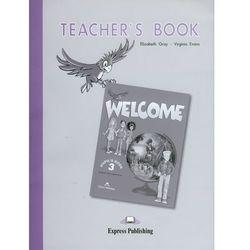 Welcome 3. Teachers Book (opr. miękka)