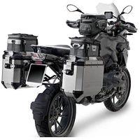 Kufry i bagażniki motocyklowe, GIVI kufry boczne Outback PARA OBK48AL + OBK37AR