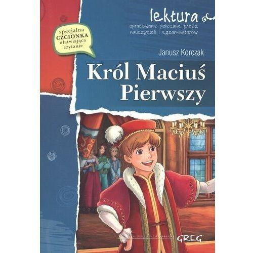 Literatura młodzieżowa, Król Maciuś Pierwszy. Darmowy odbiór w niemal 100 księgarniach!