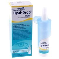Krople do oczu, Hyal Drop Multi 10 ml