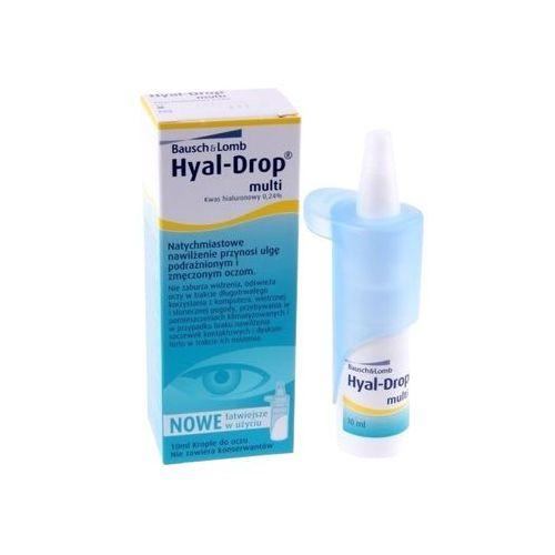 Krople do oczu, Hyal Drop Multi 10 ml