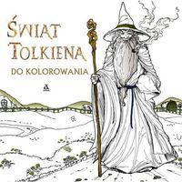 Kolorowanki, Świat Tolkiena do kolorowania