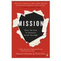 Książki o biznesie i ekonomii, Mission (opr. miękka)