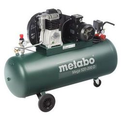 Kompresor olejowy MEGA 520-200 D METABO