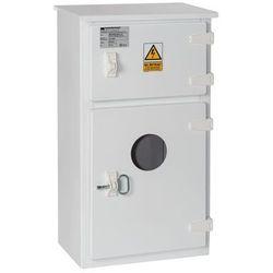 Rozdzielnica elektryczna bez wyposażenia NA LICZNIK NR-25 S ELEKTRO-PLAST
