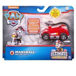 Figurka z mini pojazdem Psi Patrol - Marshall