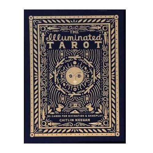 Pozostałe książki, The Illuminated Tarot, Tarotkarten Keegan, Caitlin