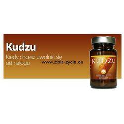 KUDZU - skutecznie zwalcza nałóg alkoholowy i nikotynowy (90 kapsułek) - LABORATORIA NATURY