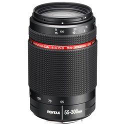 Obiektyw PENTAX 55-300mm f/4-5.8 WR