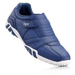 Buty wsuwane bonprix indygo