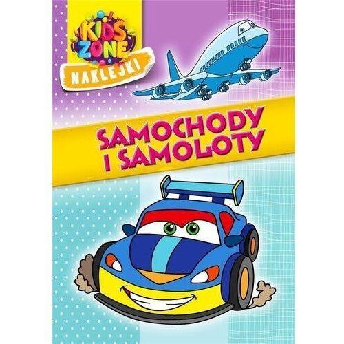 Książki dla dzieci, Samochody i samoloty - Praca zbiorowa (opr. broszurowa)