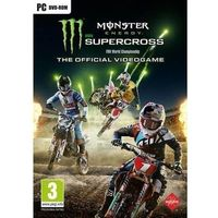 Gry PC, Monster Energy Supercross The Official Videogame (PC)