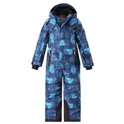 Kombinezon zimowy 1cz Reima Reimatec Reach Niebieski wzór - 6987 -30 narty (-30%)