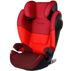 CYBEX fotelik samochodowy Solution M-Fix, Rumba Red
