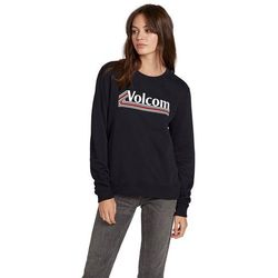 bluza VOLCOM - Sound Check Fleece Black (BLK)