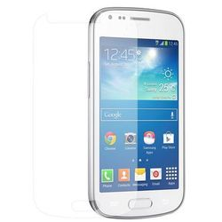 3x Folia ochronna na ekran do Samsung Galaxy Trend Plus + 3x ściereczka