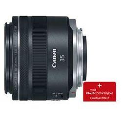 Canon RF 35mm f/1.8 Macro IS STM Przedsprzedaż dostępny od 9/10/2018