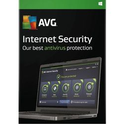 AVG Internet Security 10 PC / 1 Rok
