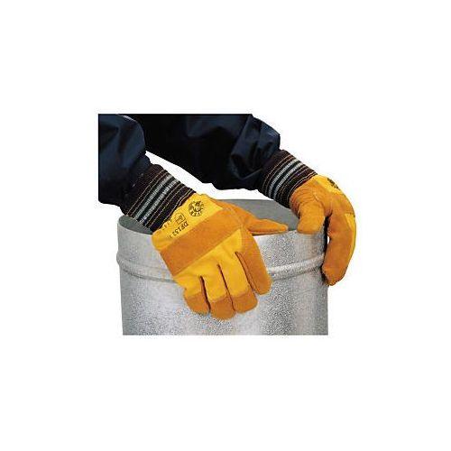 Rękawice robocze, Rękawice wzmocnione docker