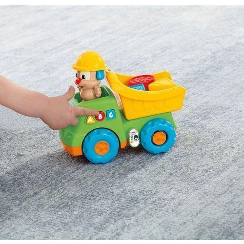 Wywrotki dla dzieci, Wywrotka Szczeniaczka samochód 5O2955 Oferta ważna tylko do 2018-11-07