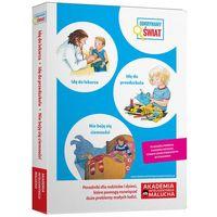 Książki dla dzieci, Odkrywamy świat Lekarz, Przedszkole, Ciemność - Dostawa 0 zł (opr. broszurowa)