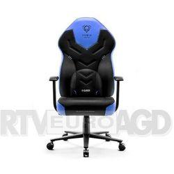 Fotel DIABLO CHAIRS X-Gamer 2.0 (L) Czarno-niebieski